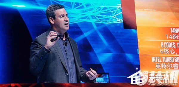 Intel在京举办第八代酷睿移动处理器全球发布会