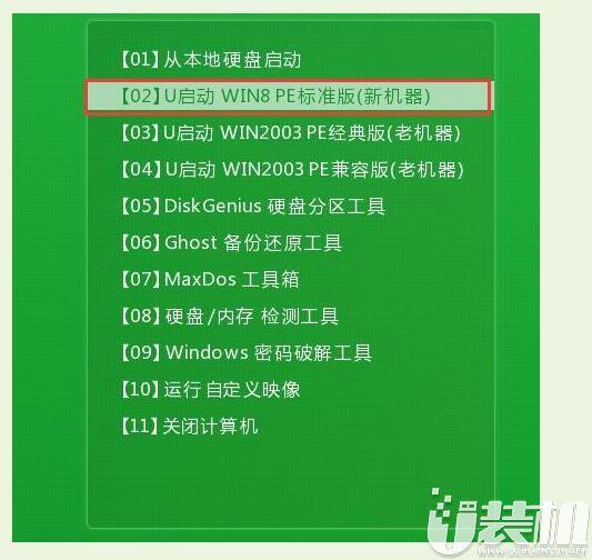 制作好的u启动U盘启动盘怎么装win7 64系统?