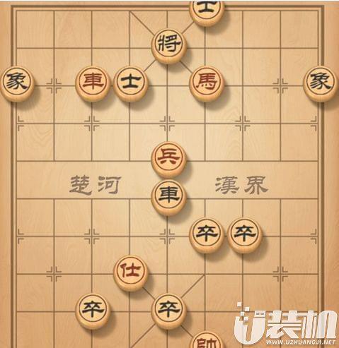 天天象棋残局91期教程