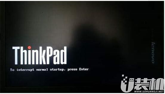 thinkpad e470c笔记本如何进去pe设置U盘启动?