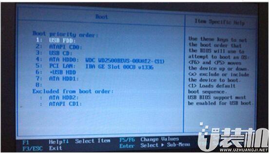 怎么在thinkpad t450笔记本上快速设置U盘启动? - bios设置U盘启动_怎么
