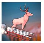 动物冒险:下坡冲刺