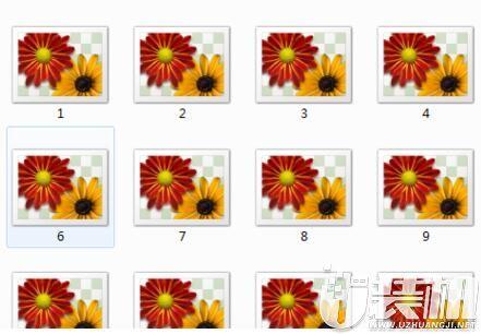 win7系统图片设置显示缩略图视频教学