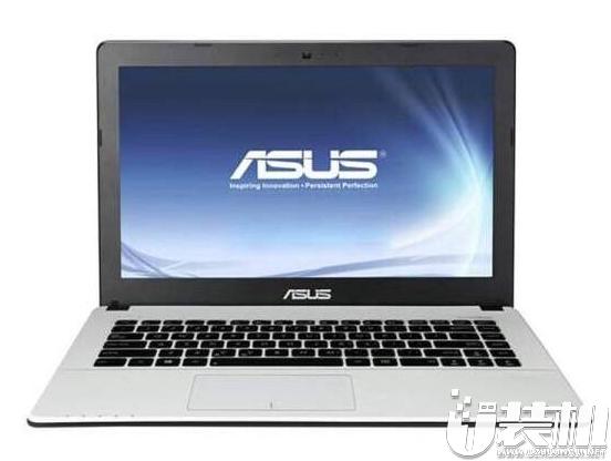 华硕X452EP4500笔记本一键u盘装系统的操作教程