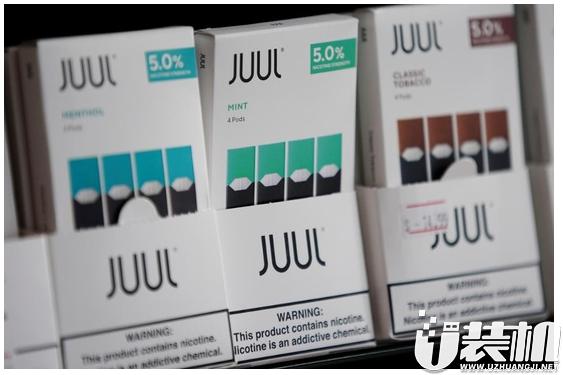 Juul宣布在美停售薄荷味电子烟