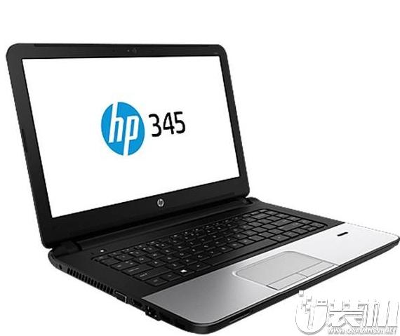 惠普345 G2(J7B80PA)电脑怎么使用pe系统重装
