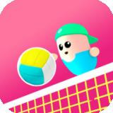 排球豆人游戏中文正式版下载|排球豆人汉化补丁版