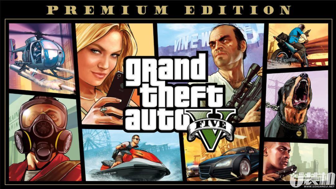 为什么epic会免费赠送GTA5?