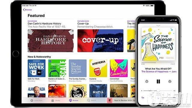 最新:苹果将为iOS 14带来更强大的播客应用和个性化推荐