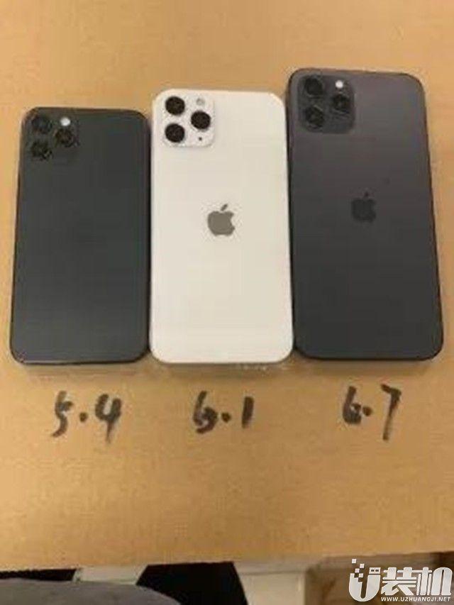 上海的苹果代工厂昌硕已经投入了iPhone 12的生产