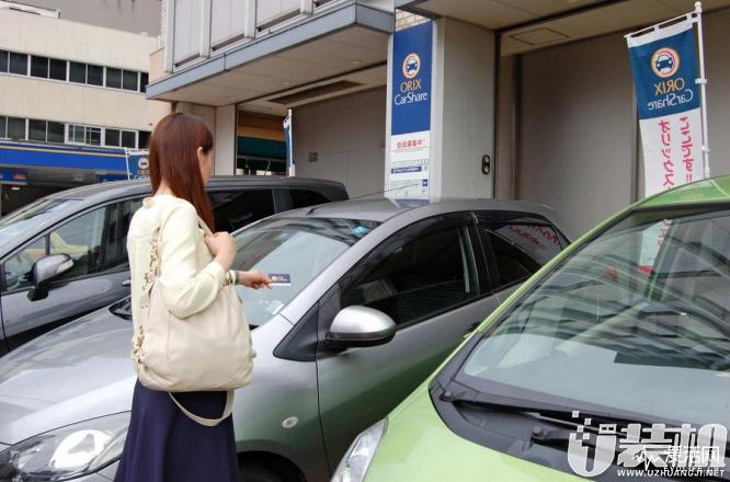 日本共享汽车用户只租不开?网友:我想静静