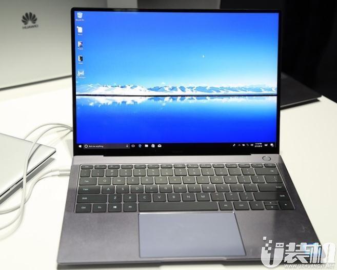 华为笔记本重装系统后黑屏怎么进入winpe?